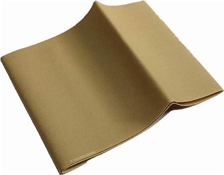 mercerie 1 percale beige 12X45cm thermocollant reparation trou t3