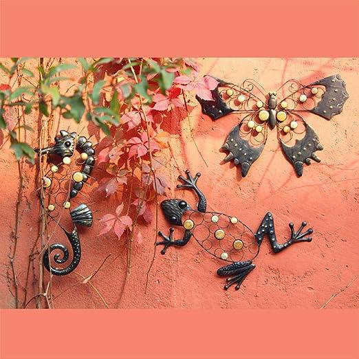 Adornos al Aire Libre para el jardín Adorno para Colgar en la ...