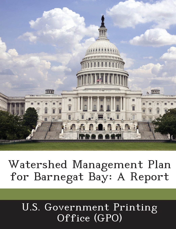 Download Watershed Management Plan for Barnegat Bay: A Report pdf epub