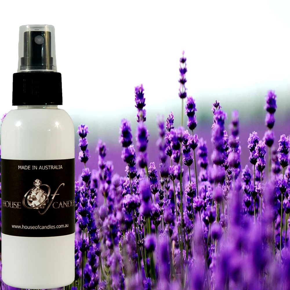 Lavender Fresh Linen Linen Spray & Pillow Mist XSTRONG 50ml/1.7oz Vegan & Cruelty Free House Of Candles