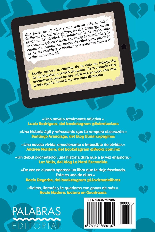 Mi Primer Amor Un Gran Error Spanish Edition Lopez Nahuel A 9789872629137 Books
