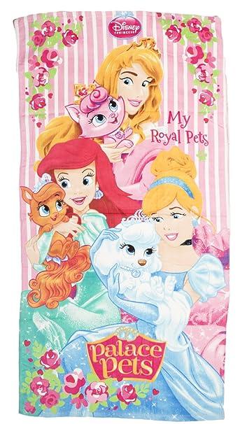 Disney - Toalla de baño, diseño con princesas de Disney: Amazon.es: Ropa y accesorios