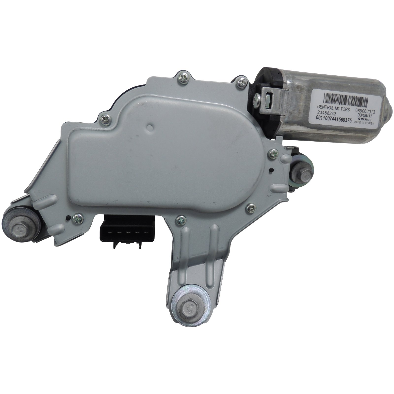 ACDelco 23488243 GM Original Equipment Rear Window Wiper Motor by ACDelco