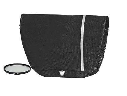 Cámara Bolsa Bag Miami + Filtro UV 52 mm para Nikon D5500 D5300 ...