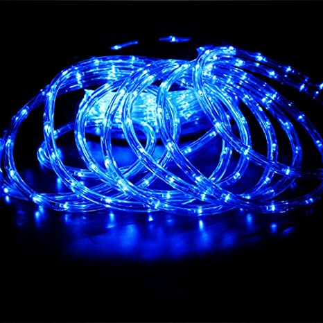 Pleasing Amazon Com Pysical 110V 2 Wire Waterproof Led Rope Light Kit For Wiring Digital Resources Sapebecompassionincorg