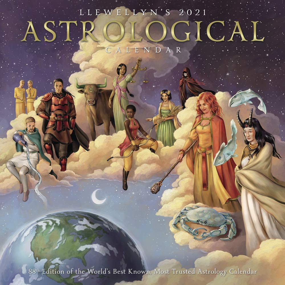 Llewellyn's 2021 Astrological Calendar: 88th Edition of the