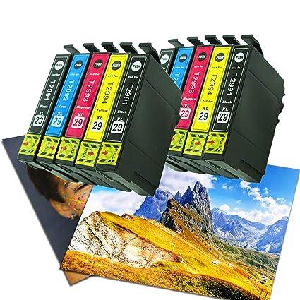 Cartuchos de Tinta compatibles con Epson Expression Home XP-245 XP ...