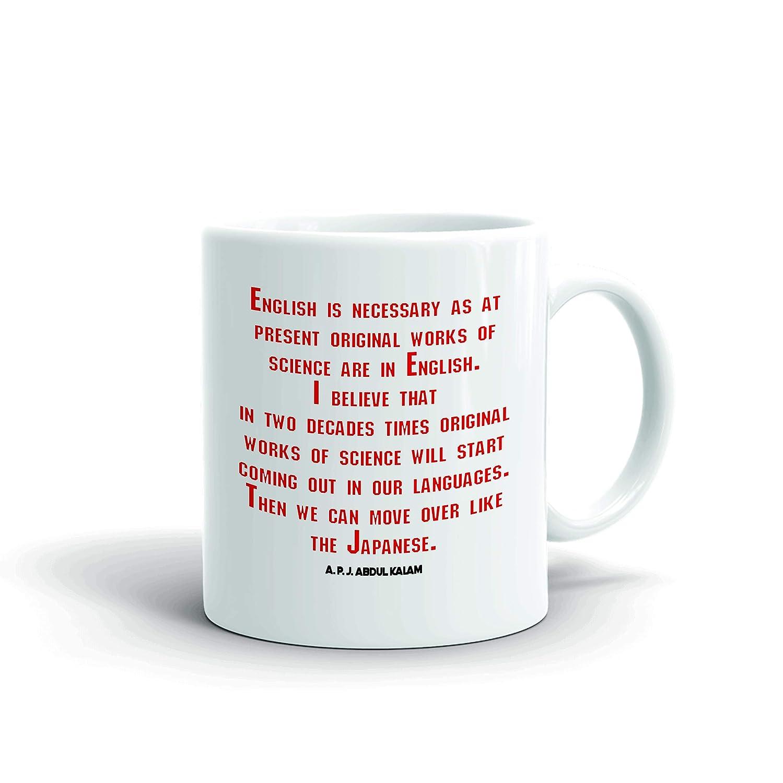 aqsi ceramic coffee mug apj abdul kalam motivational quotes