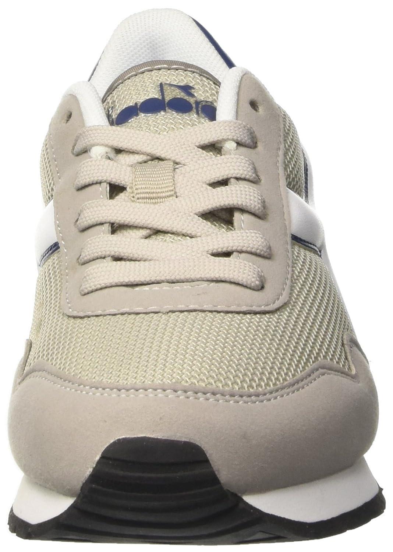 Amazon.com | Diadora Shoes Running Sneaker Jogging Men Breeze Paloma Grey Size | Fashion Sneakers