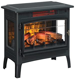 Duraflame DFI-5010-01 Infrared Quartz Fireplace
