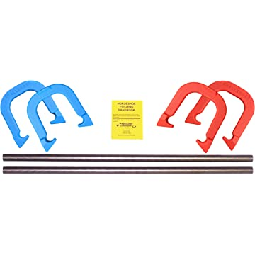 mini Thoroughbred Horseshoes Challenger