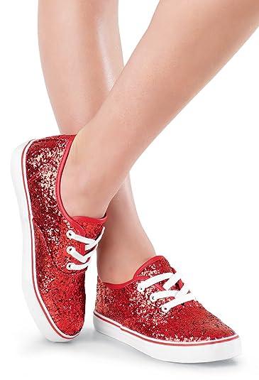 da1cb34fac26 Amazon.com | Balera Shoes Girls for Dance Womens Sneakers with ...