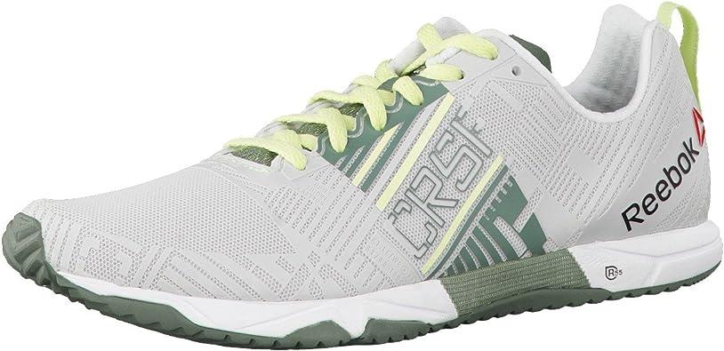 Reebok Crossfit Sprint 2.0 - Zapatillas de Running de Material sintético Mujer, Color Blanco, Talla 44: Amazon.es: Zapatos y complementos