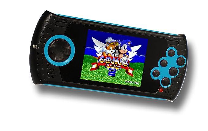 Import - Consola Retro Mega Drive Ultimate Portátil: Amazon ...