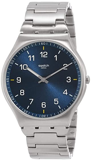 Swatch Skinsuit Blue SS07S106G