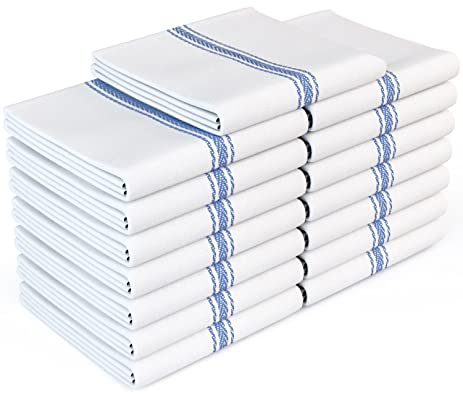 Amazon.Com: Royal Classic White Kitchen Towels, 15-Pack 100