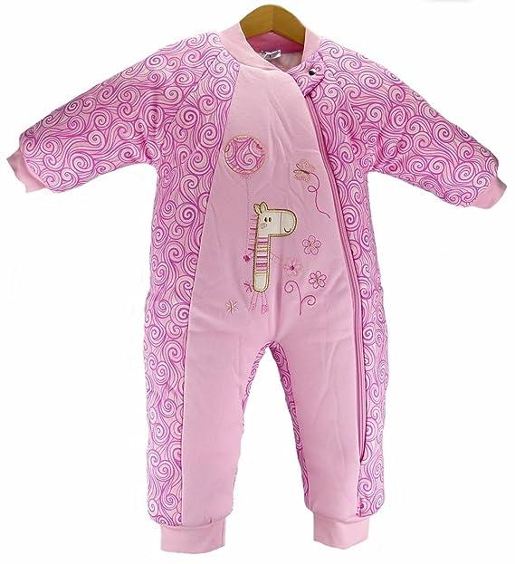 MIS - Saco de dormir - para bebé niña Rosa 2-2, 5Años: Amazon.es: Ropa y accesorios