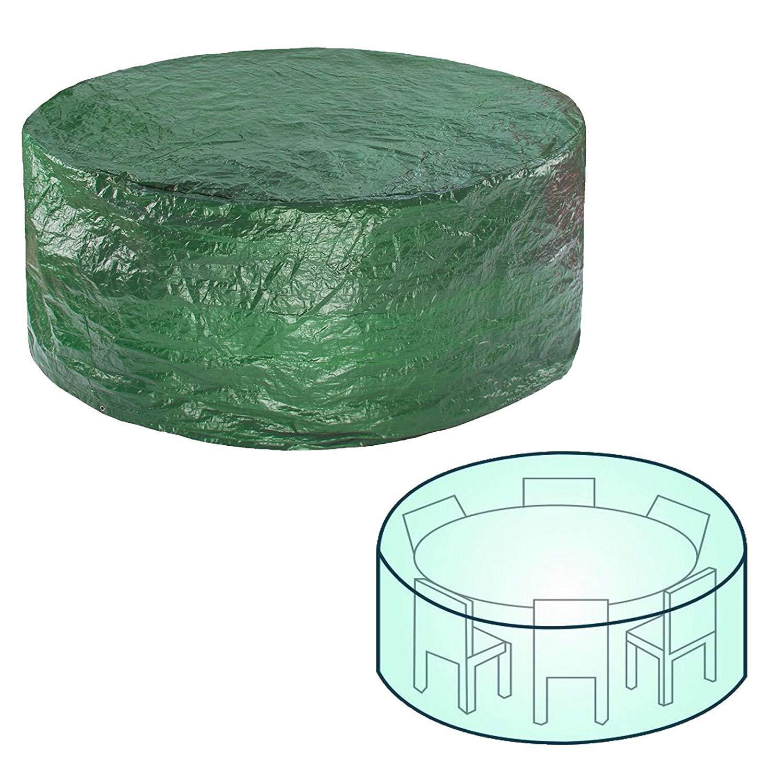 Durable Waterproof Outdoor Medium Round Patio Set My Garden