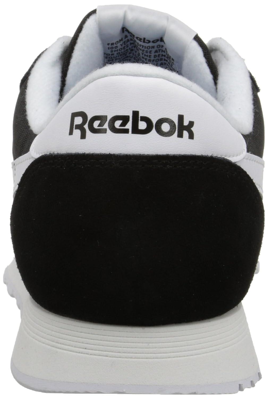 7881152bb0 Reebok Classic Nylon Zapatilla de Running Hombre: Reebok: Amazon.es: Zapatos  y complementos