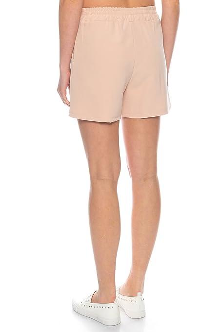Dress Sheek - Pantalón Corto - Relaxed - para Mujer  Amazon.es  Ropa y  accesorios 914d9d4ce8c9