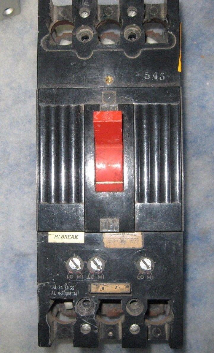 General Electric 175 Amp Breaker Thfk236f000 Industrial Arc Fault Circuit Interrupter Afci Ge Solutions Scientific