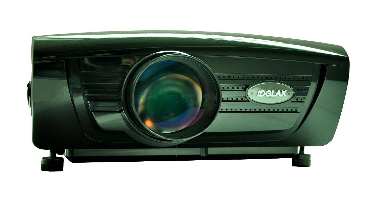 amazon com idglax dg 747 led hdmi movie video projector 800 x