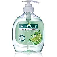 Palmolive Antibacterial Liquid Hand Wash Lime, 250 mL