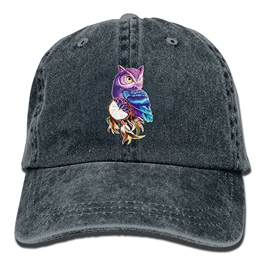FBGVFD Owl Bird Baseball Caps Patriotic Top Quality Polo Style Hat For  Unisex 6a9cb9e8273