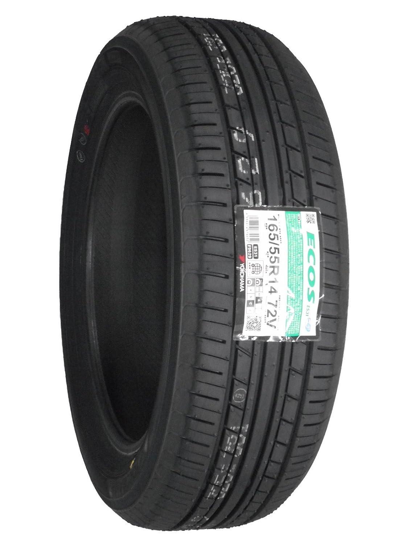 ヨコハマ(YOKOHAMA) サマータイヤ ECOS ES31 165/55R14 72V B014SRNLVA