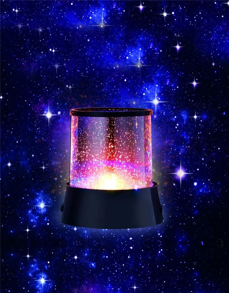 Bedroom ceiling lights stars - Amazon Com Lightahead Led Light Galaxy Star Projector Home Improvement