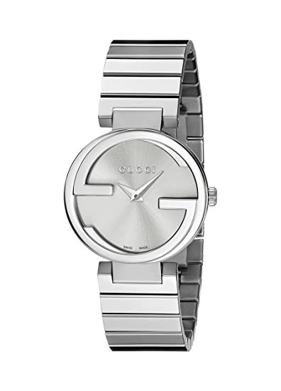 f89099ac9d8 Buy Gucci Stainless Steel Women s Watch(Model YA133503) Online at Low  Prices in India - Amazon.in