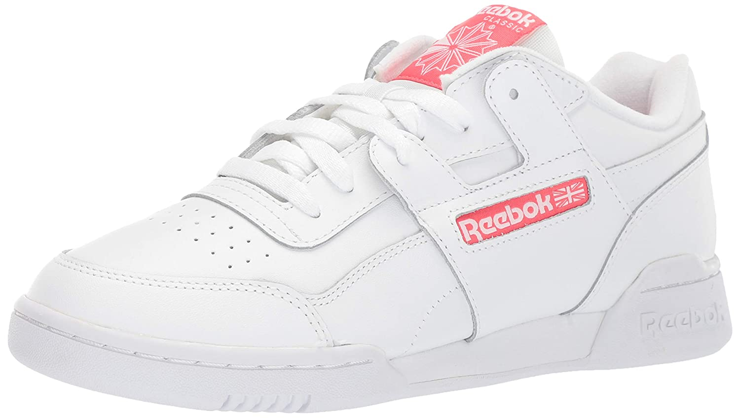 blanc Bright Rose 42 EU Reebok - Workout Plus Homme