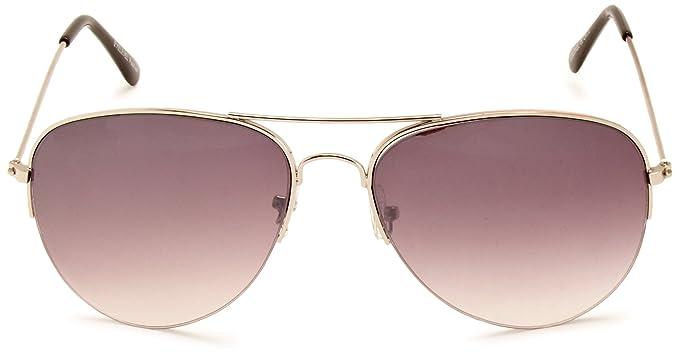 Eyelevel Herren Sonnenbrille, Colonel, GR. One size (Herstellergröße: One Size), Gold (Gold Effect)