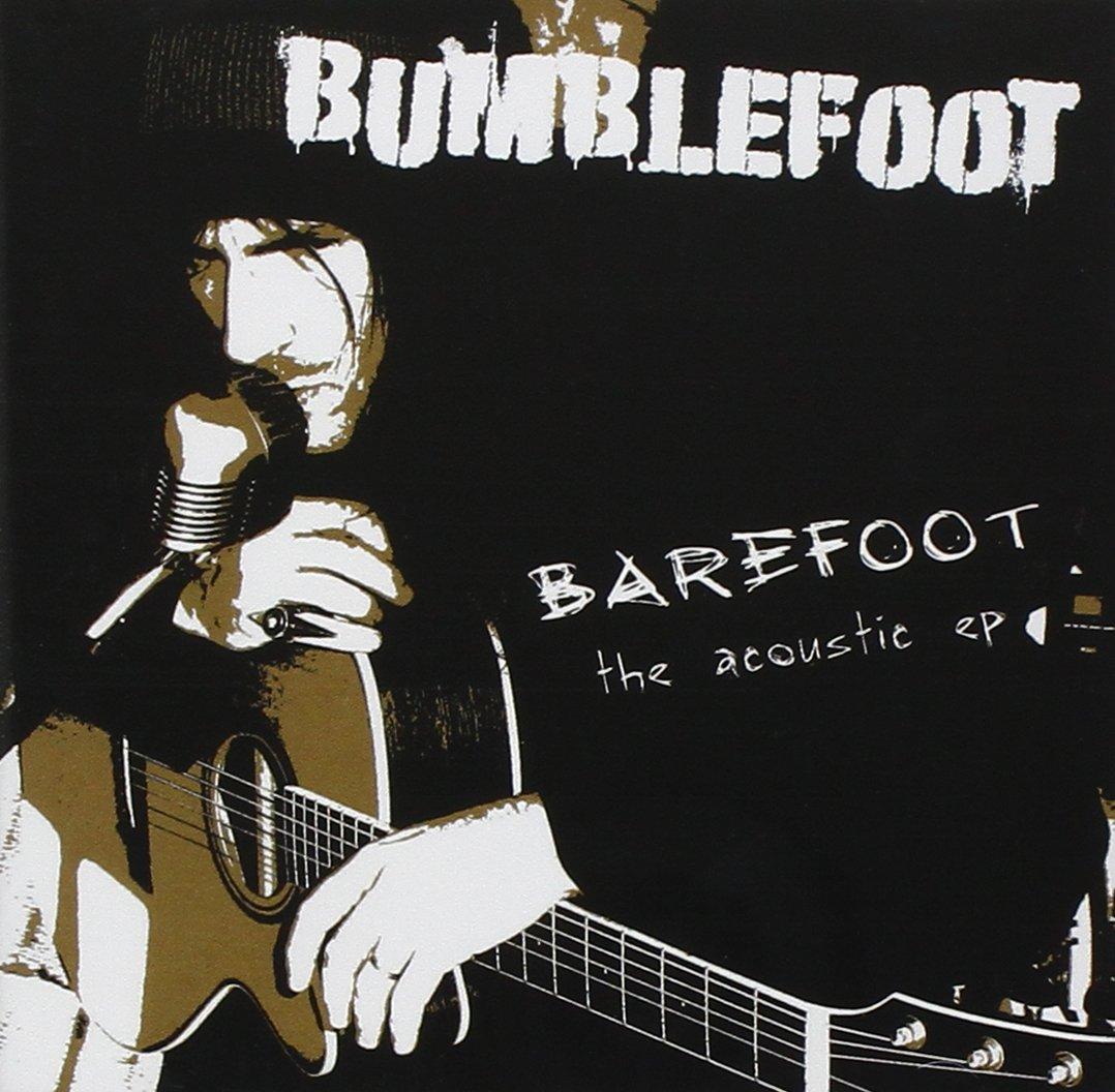 Barefoot-the Acoustic Ep: Bumblefoot: Amazon.es: Música