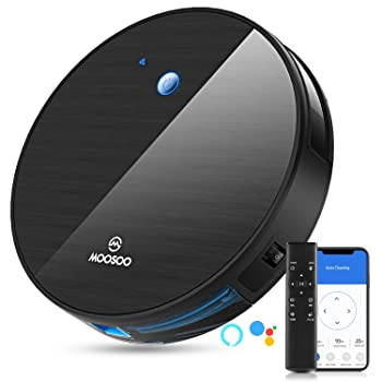 MOOSOO 11S MT-501 Robot Vacuum Cleaner