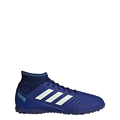 hot sale online cd6f6 6eace ireland adidas unisex kids predator tango 18.3 tf j football boots blue azul  f2f28 93cd5