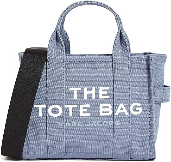 The Marc Jacobs Women's Mini Traveler Tote Bag, Blue Shadow, One Size
