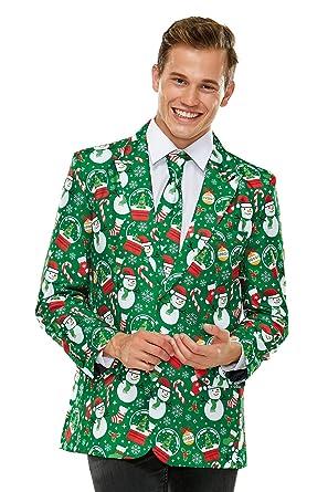 Amazon.com: U Look UGLY TODAY - Disfraz divertido para ...