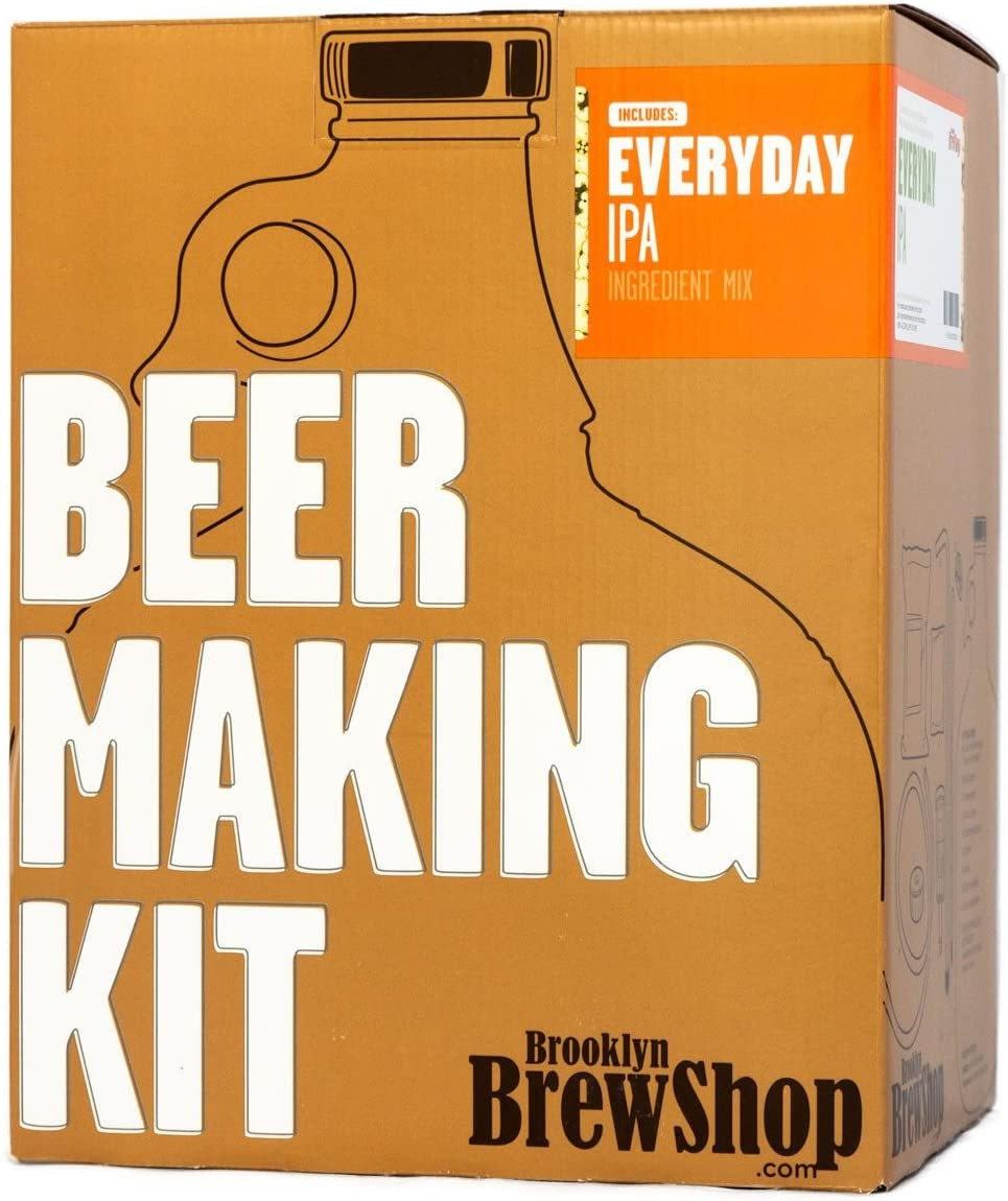 Brooklyn Brewshop - Kit para elaborar Cerveza DIY: Amazon.es: Hogar