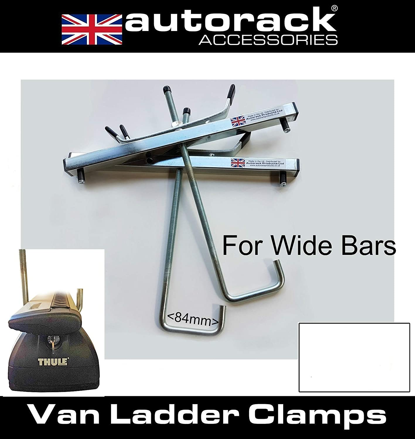 Rhino Safe Clamps MK 2 Version Van Ladder Clamps 24 Hour Delivery