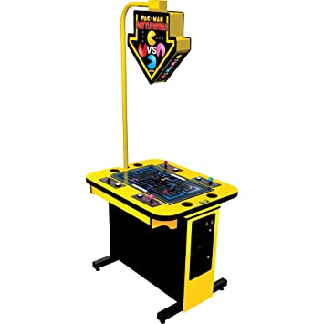 Amazon.com: Namco Pac-Man Battle Royale 4-Player Cocktail Cabinet: Sports &  Outdoors