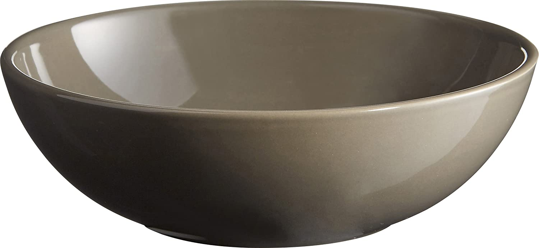 di/ámetro 16 cm, 0,49 L Emile Henry EH962116 Color Blanco Argile Bol para ensalada