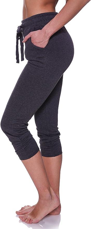 Amazon.com: n.y.l. Mujer Cordón Ruched tobillo bolsillos ...