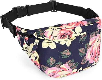 Best Dog Mom Ever Sport Waist Pack Fanny Pack Adjustable For Hike