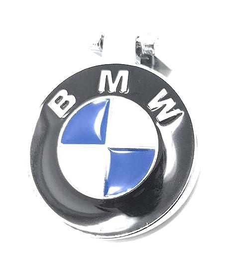 Amazon.com: BMW llavero con logo de la marca BMW en ambos ...