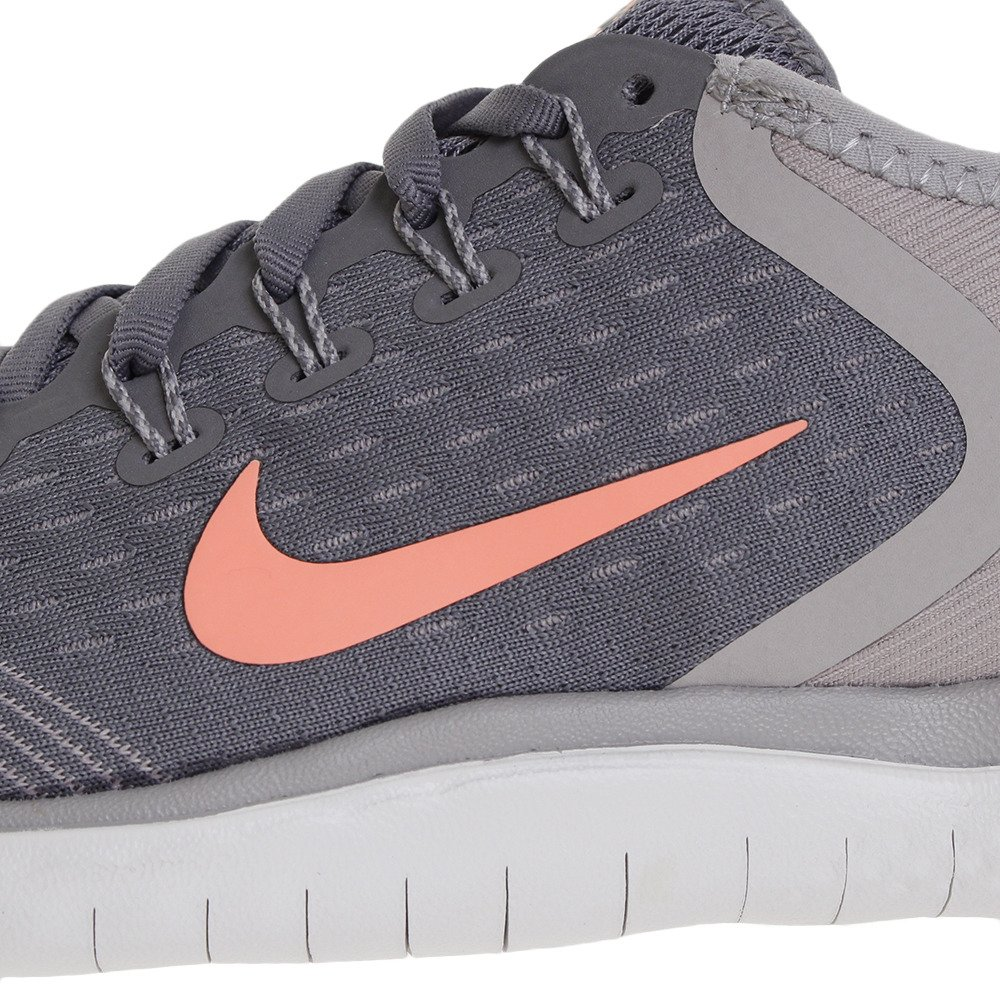 NIKE Women's Free RN 2018 Running Shoe Pulse/Atmosphere B072TWLYBC 9 B(M) US|Gunsmoke/Crimson Pulse/Atmosphere Shoe Grey ba9af0