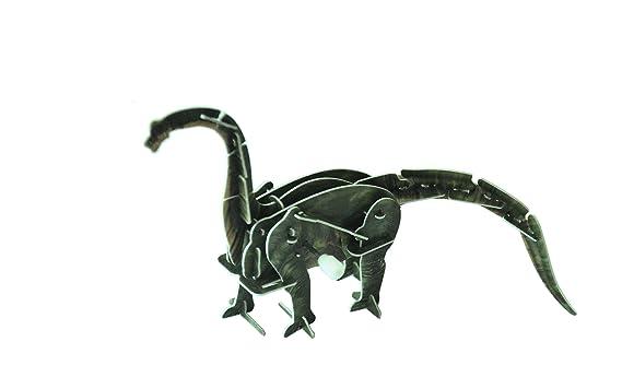 Simba Inoq 3D Moving Set Brachiosaurus, Green