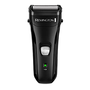 Remington F2-3800L Foil Shaver, Men's Electric Razor, Electric Shaver, Black