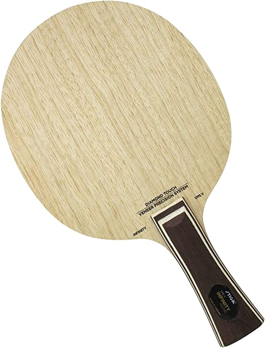 Stiga Unisex's Infinity VPS V Offensive Blade - Powerful Topspin Blade
