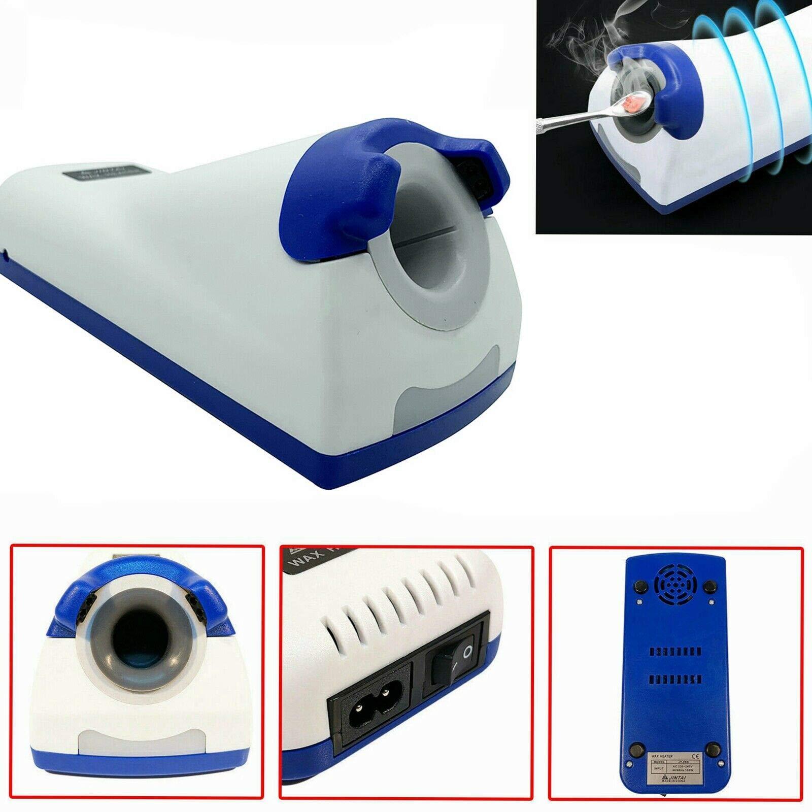 Ocean Aquarius Electronic Wax Carving Heater Infared Spatulas Sensor No Flame Pot with and Safe & Efficient by Ocean Aquarius
